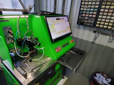 ремонт форсунок дизельных двигателей и тнвд